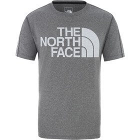 The North Face Flight Better Than Naked Koszula z krótkim rękawem Mężczyźni, tnf dark grey heather